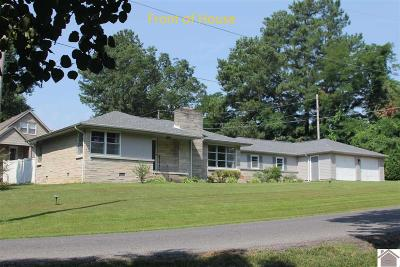 Paducah Single Family Home Contract Recd - See Rmrks: 4137 Minnich Avenue