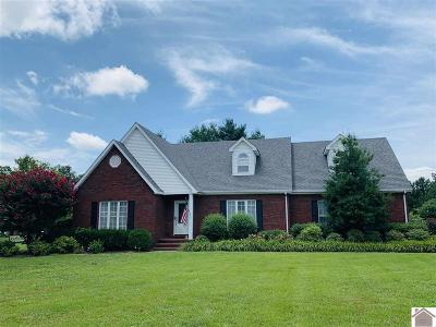 Calloway County Single Family Home For Sale: 1406 Fleetwood Drive