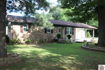 Paducah Single Family Home For Sale: 1630 Husband Road