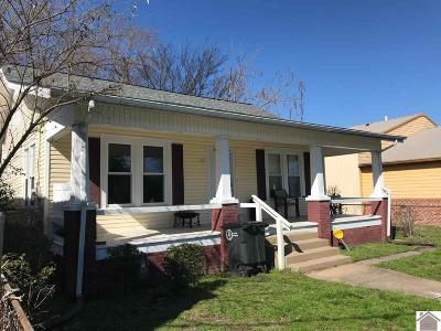 Paducah Single Family Home For Sale: 917 Park Avenue