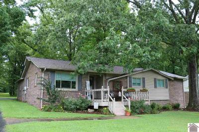 Calloway County Single Family Home For Sale: 68 Nottingham Lane