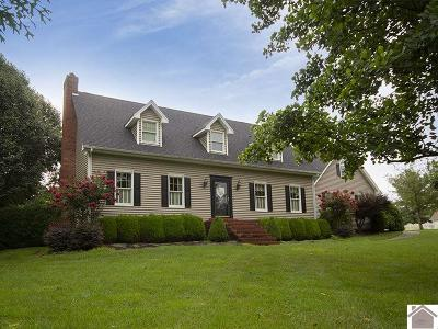 Paducah Single Family Home For Sale: 130 Rosemont Drive