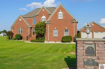 Mayfield Single Family Home For Sale: 94 Lake Terry