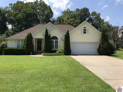 Benton KY Single Family Home For Sale: $224,900