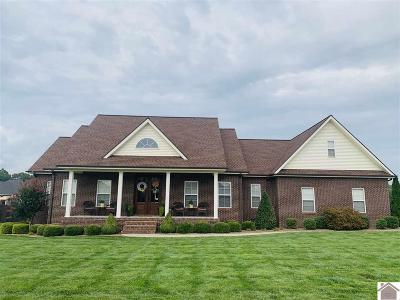 Calloway County Single Family Home For Sale: 125 Legacy Lane