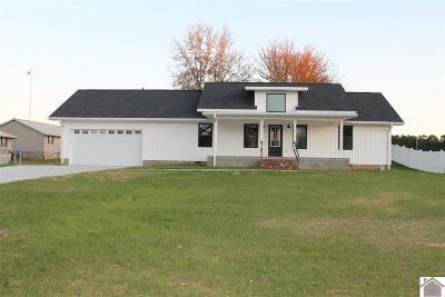 Eddyville Single Family Home For Sale: 407 E Dale