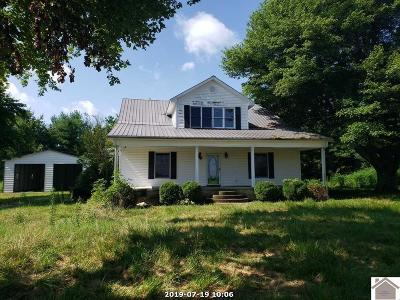 Single Family Home Contract Recd - See Rmrks: 12580 Woodville Road