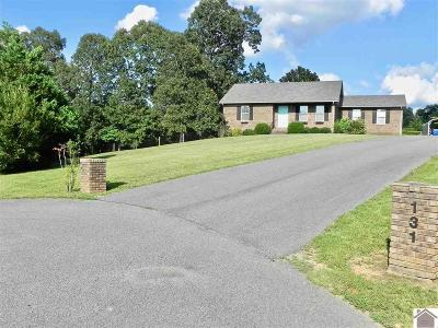 Benton KY Single Family Home For Sale: $129,900