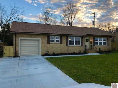 Murray Multi Family Home For Sale: 709 Chestnut