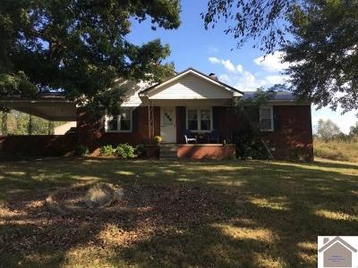 Hickory Single Family Home For Sale: 1028 Mountain Ridge Road
