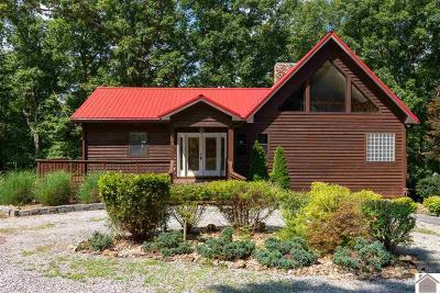 Trigg County Single Family Home Contract Recd - See Rmrks: 468 Edgar Drive