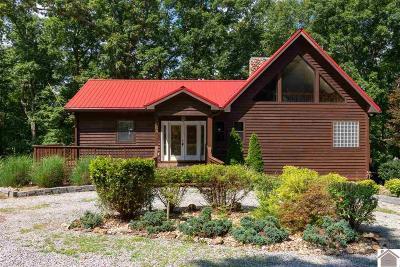 Lyon County, Trigg County Single Family Home Contract Recd - See Rmrks: 468 Edgar Drive