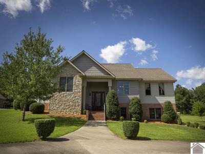 Paducah Single Family Home Contract Recd - See Rmrks: 1485 Krebs Station Road