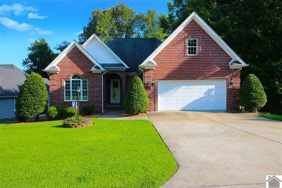 Paducah Single Family Home For Sale: 220 Wildcat Trace