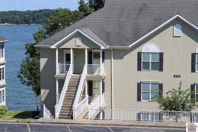 Cadiz, Trigg County, Eddyville, Kuttawa, Grand Rivers Condo/Townhouse For Sale: 660 Moon Bay Dr, #5