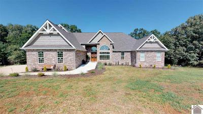 Calloway County, Marshall County Single Family Home For Sale: 75 Old Eagle Court