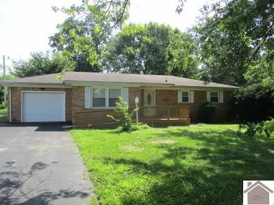 Lyon County, Trigg County Single Family Home For Sale: 176 Glendale Dr