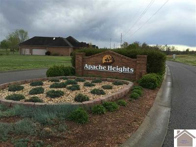 Trigg County Residential Lots & Land For Sale: #8 Apache Heights