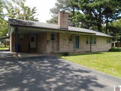 Calloway County Single Family Home Contract Recd - See Rmrks: 823 N 19th Street