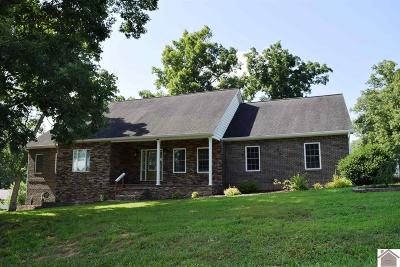 Calloway County, Marshall County Single Family Home For Sale: 141 Pace Ln.