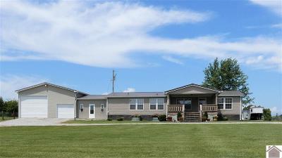 Princeton Farm For Sale: 455 Scottsburg Rd