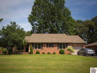 Paducah Single Family Home For Sale: 4061 Court Avenue