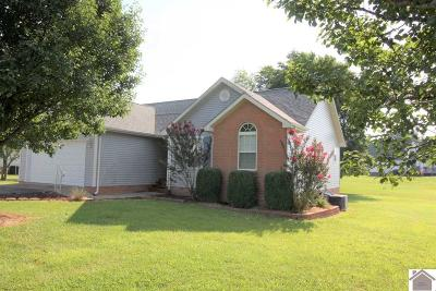 Lyon County, Trigg County Single Family Home For Sale: 118 Bakersfield Dr