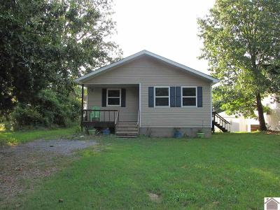 Calloway County, Marshall County, Henry County, Tennessee County Single Family Home Contract Recd - See Rmrks: 74 Little John Dr