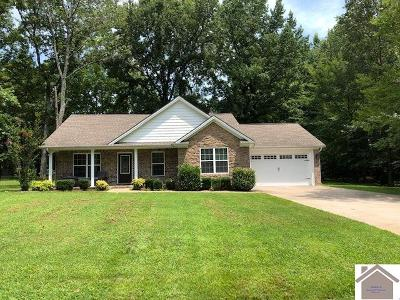 Calloway County, Marshall County Single Family Home For Sale: 86 S Nottingham Lane