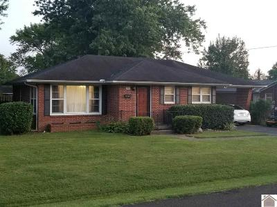 Calloway County Single Family Home For Sale: 1303 Overby