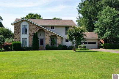 Calloway County, Marshall County Single Family Home For Sale: 2223 Edinborough