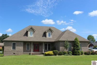 Calloway County, Marshall County Single Family Home For Sale: 2000 Rugby