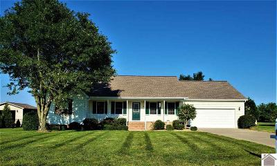 Calloway County Single Family Home Contract Recd - See Rmrks: 501 Tanglewood Drive