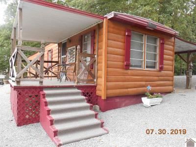 Trigg County Manufactured Home For Sale: 209 Hillside Circle