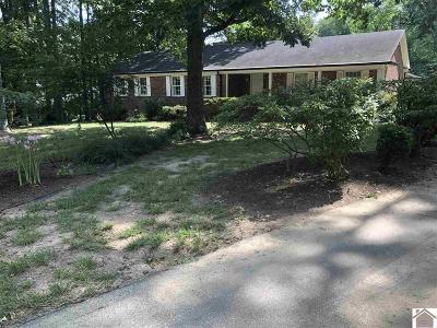 Calloway County Single Family Home For Sale: 1207 E Dogwood Drive