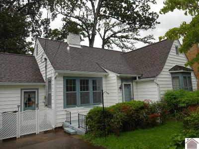 Paducah Single Family Home For Sale: 622 Woodland Dr