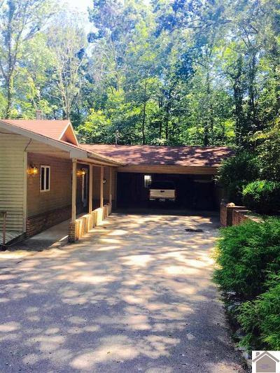 Calloway County, Marshall County Single Family Home Contract Recd - See Rmrks: 248 Bratcher Ln