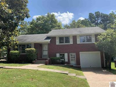 Calloway County Single Family Home Contract Recd - See Rmrks: 212 N 8th Street