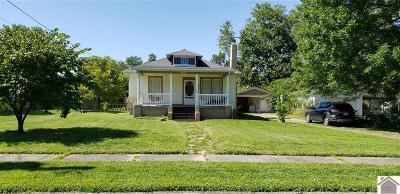 Paducah Single Family Home For Sale: 3223 Monroe Street