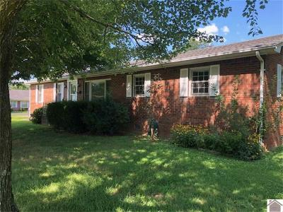 Calloway County Single Family Home Contract Recd - See Rmrks: 308 N 18th