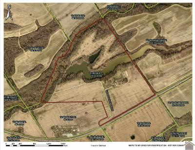 Calvert City Residential Lots & Land For Sale: 740 Harris Walker Ln.