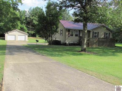 Graves County Single Family Home Contract Recd - See Rmrks: 105 Quail Run