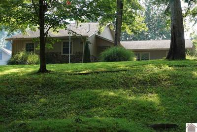 Paducah Single Family Home For Sale: 4931 Jewell Lane