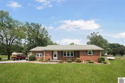 Calloway County Single Family Home Contract Recd - See Rmrks: 4060 S State Route 121