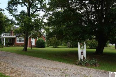 Graves County Single Family Home For Sale: 639 Ory Road