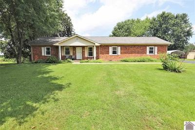 Paducah Single Family Home For Sale: 303 Wilton Circle