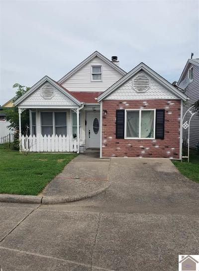 Paducah Single Family Home For Sale: 317 N 9th Street