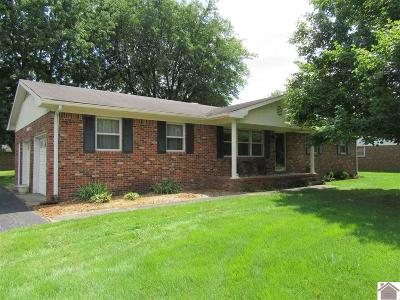 Paducah Single Family Home Contract Recd - See Rmrks: 210 Post Oak Trail