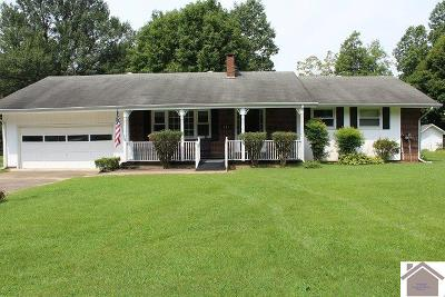 Graves County Single Family Home For Sale: 221 Fairlane Dr