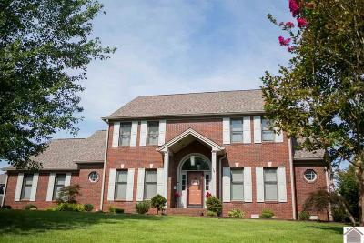 Graves County Single Family Home For Sale: 113 Arbor Crest Dr.